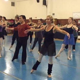 Adult Ballet Program
