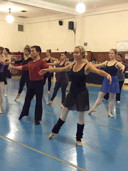 Welcome to ABA's Adult Ballet Program!